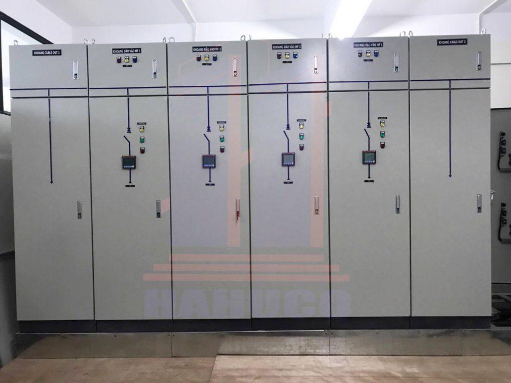 Tủ điện công nghiệp và các thông số kỹ thuật