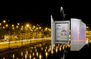 Tủ điện hạ thế chiếu sáng - Hahuco.com.vn