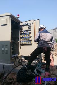 Tủ điều khiển trạm xử lý nước thải Grace Thái Nguyên