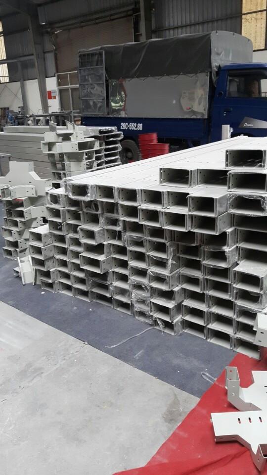 Các loại Máng Cáp thông dụng cho công trình