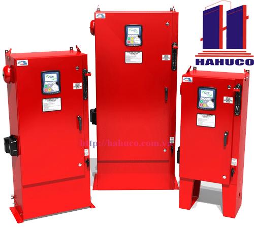 Nguyên lý hoạt động của tủ điện cứu hỏa