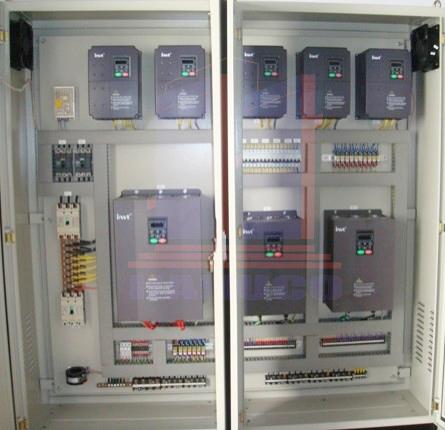Tủ điện biến tần