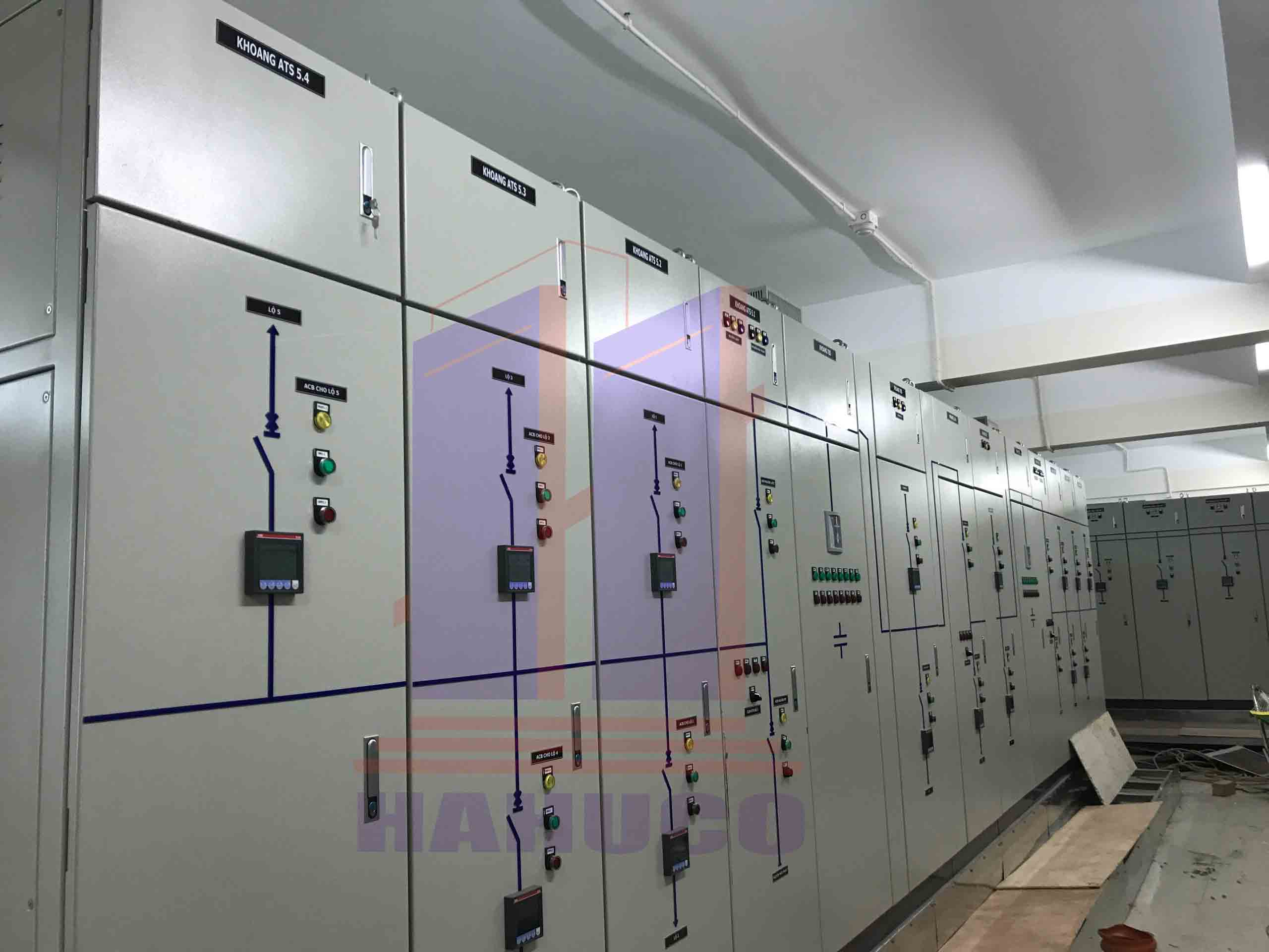 Lựa chọn tủ điện công nghiệp
