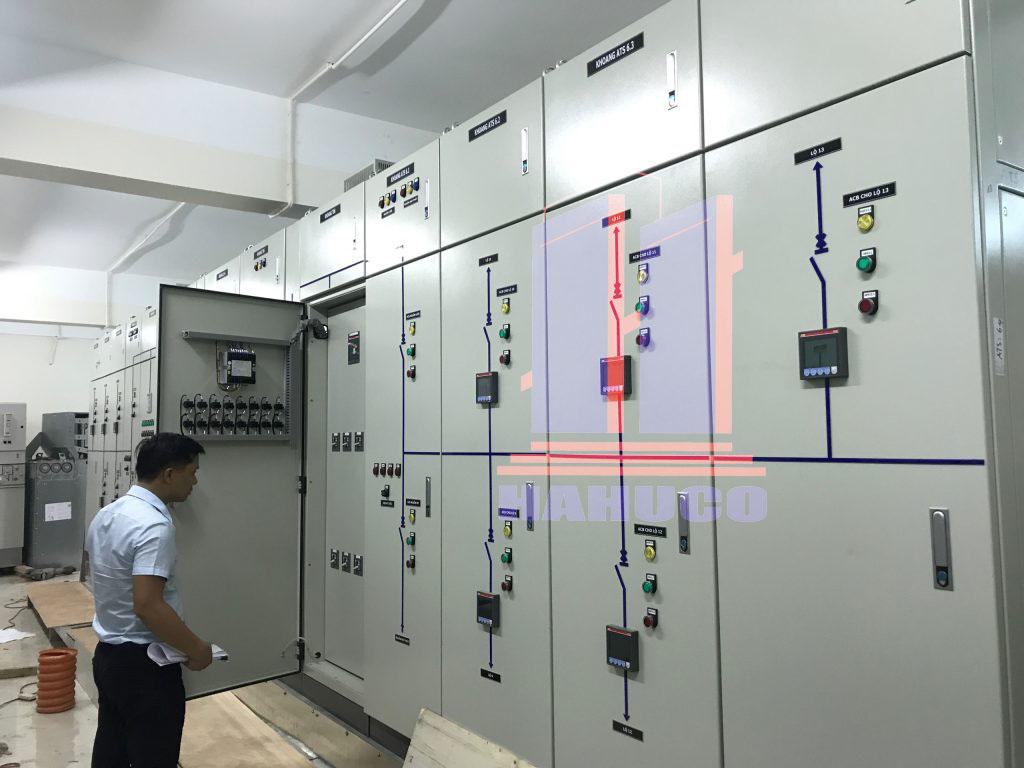 Tủ điện hạ thế giá rẻ nhất Hà Nội