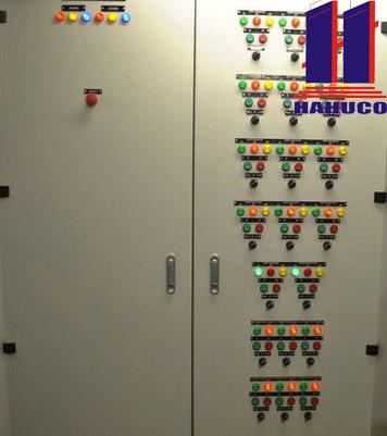 Tủ điện MCC điều khiển động cơ