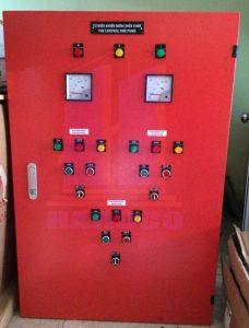 Tủ điện bơm chữa cháy