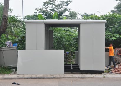 Tủ điện kios hợp bộ