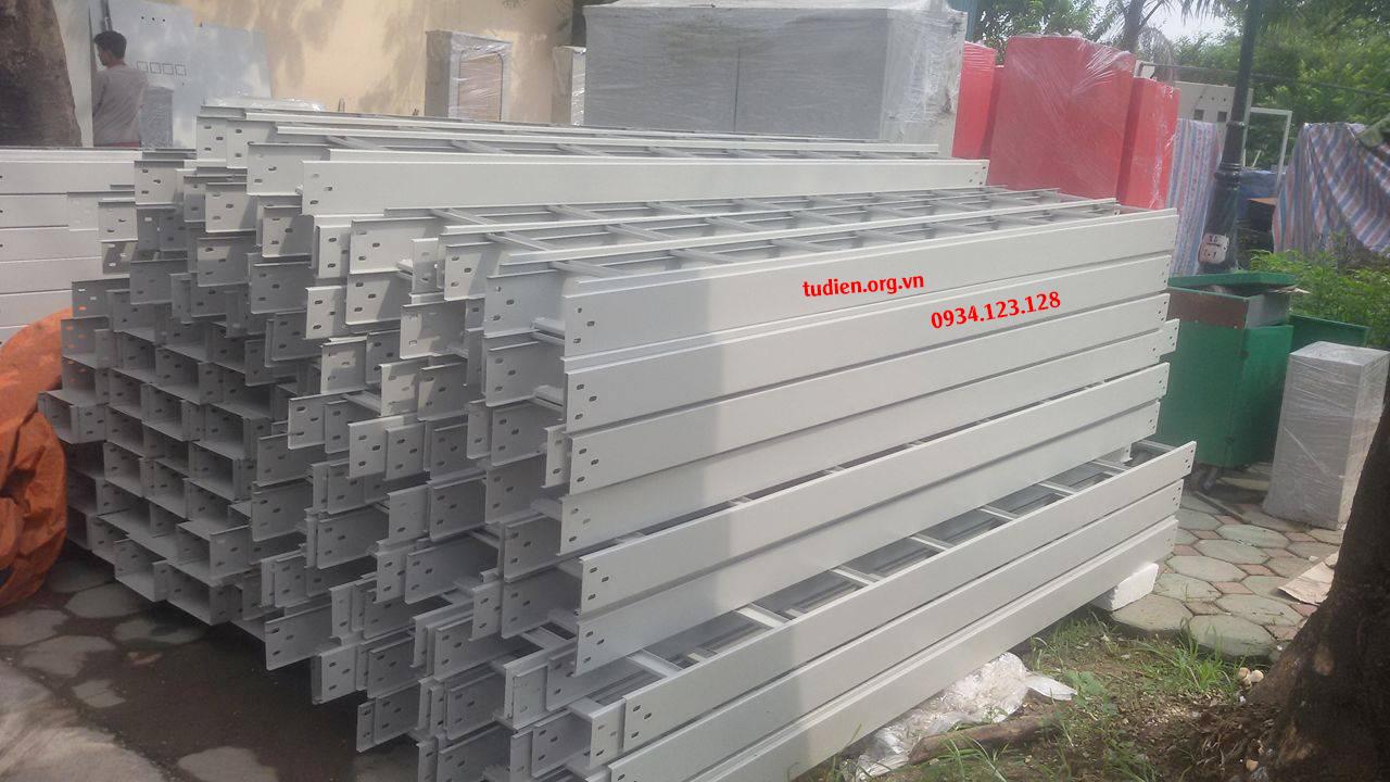 Nhà sản xuất thang máng cáp, vỏ tủ điện tại Hà Nội