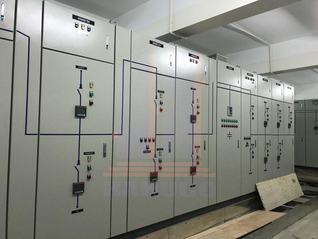 Phân loại tủ điện công nghiệp
