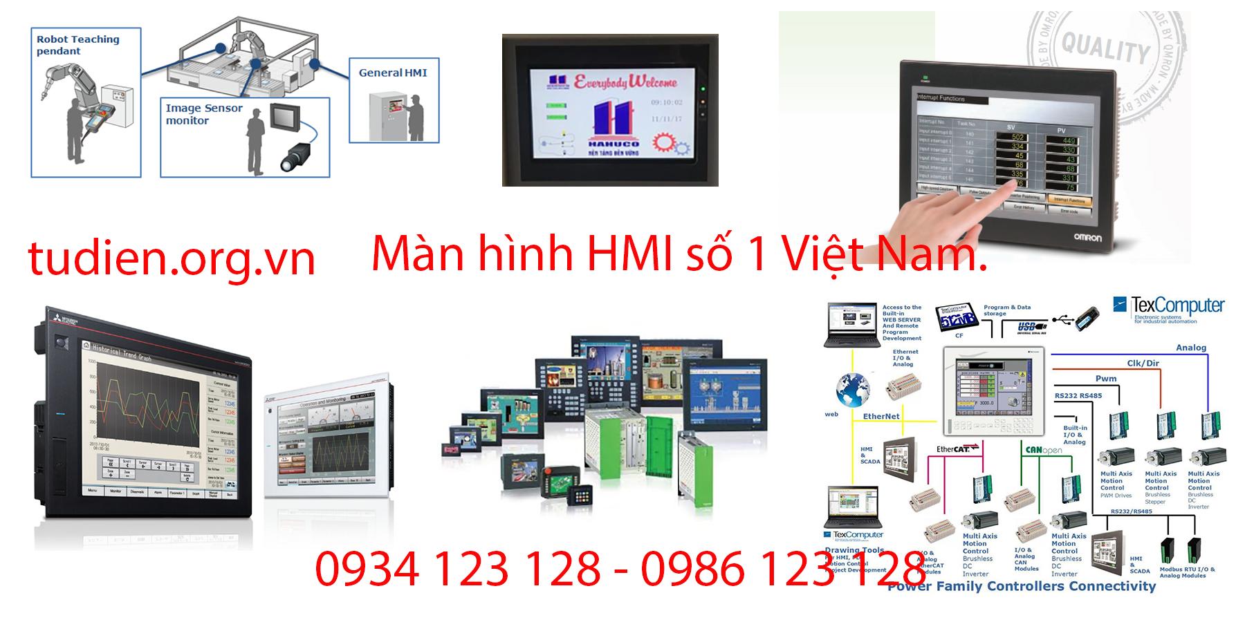 HMI là gì? HMI có chức năng như thế nào? HMI được ứng dụng ở đâu?