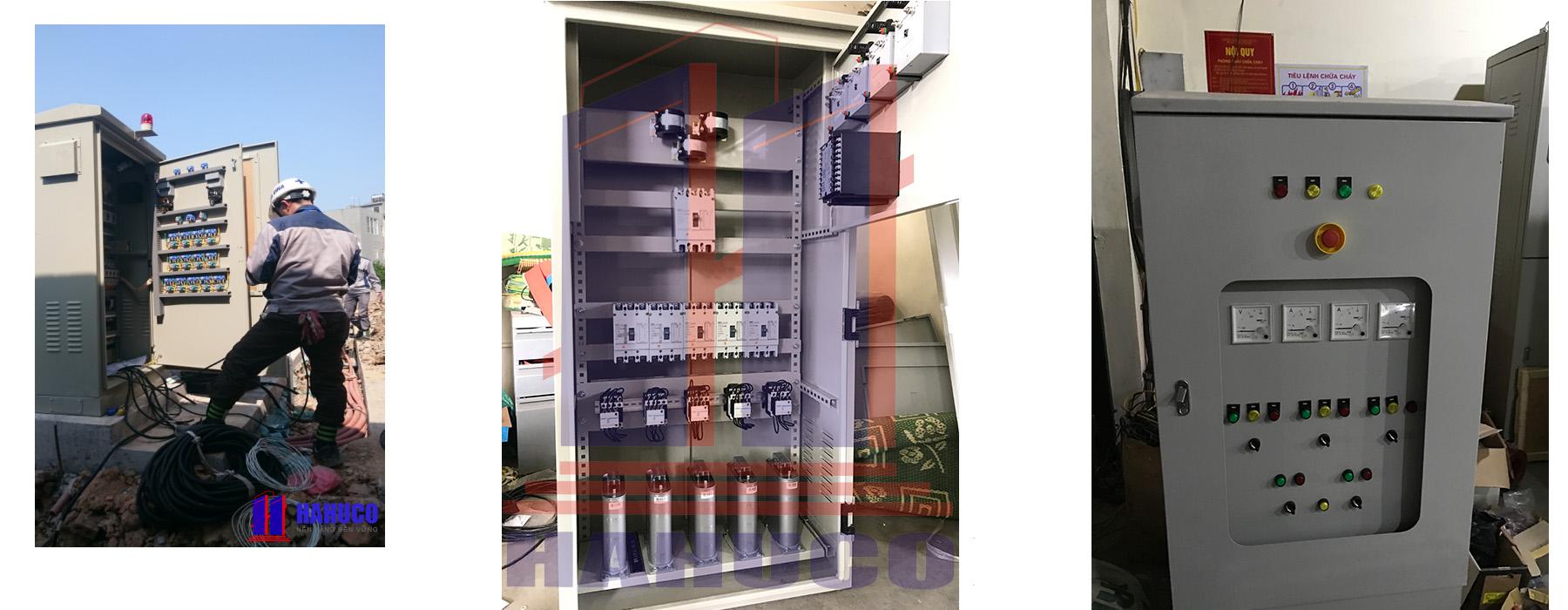 Tủ điện điều khiển giá rẻ, uy tín, chất lượng
