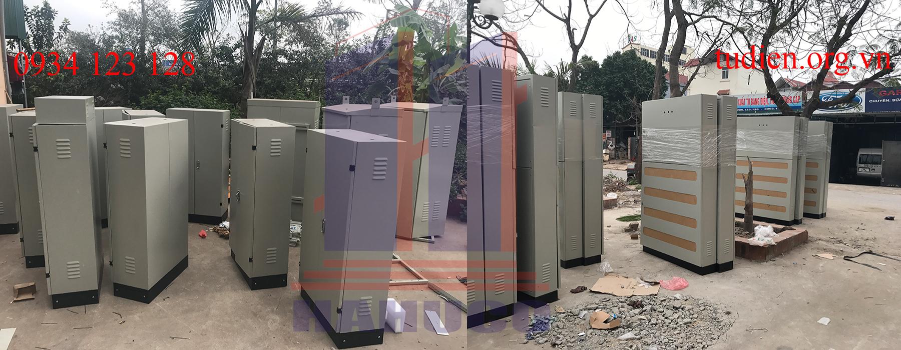 Các bước đặt hàng tủ điện hạ thế