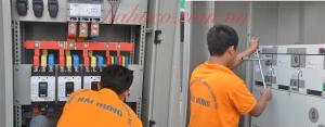Quy trình sản xuất tủ điện hạ thế