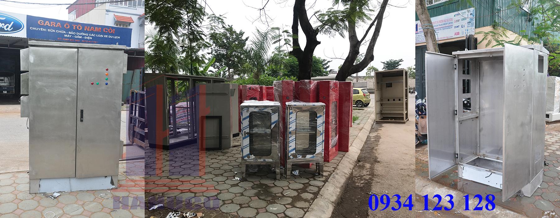 HAHUCO Đại lý bán buôn, bán lẻ vỏ tủ điện hạ thế