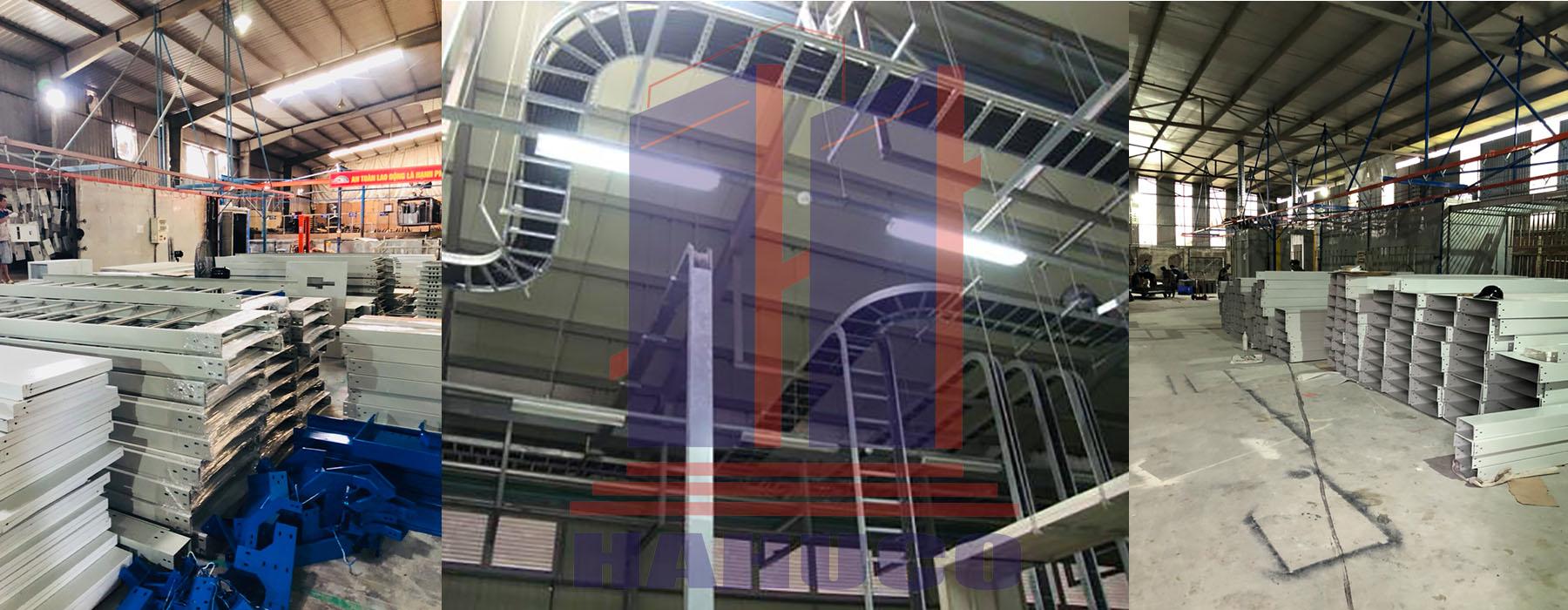 Thi công hệ thống thang máng cáp 3 lưu ý cần nắm rõ