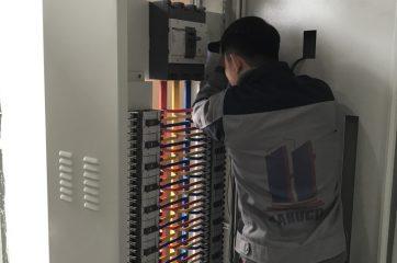5 bước gia công sản xuất tủ điện công nghiệp