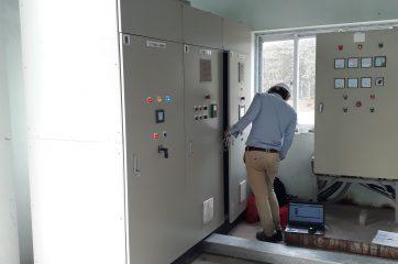 Tủ điện điều khiển hệ thống bơm
