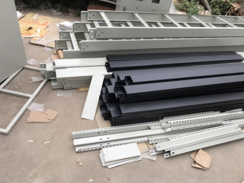 Khám phá xưởng sản xuất thang cáp lớn nhất nhì Hà Nội