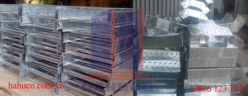 Sản xuất thang máng cáp tự động hướng tới nền công nghiệp 4.0