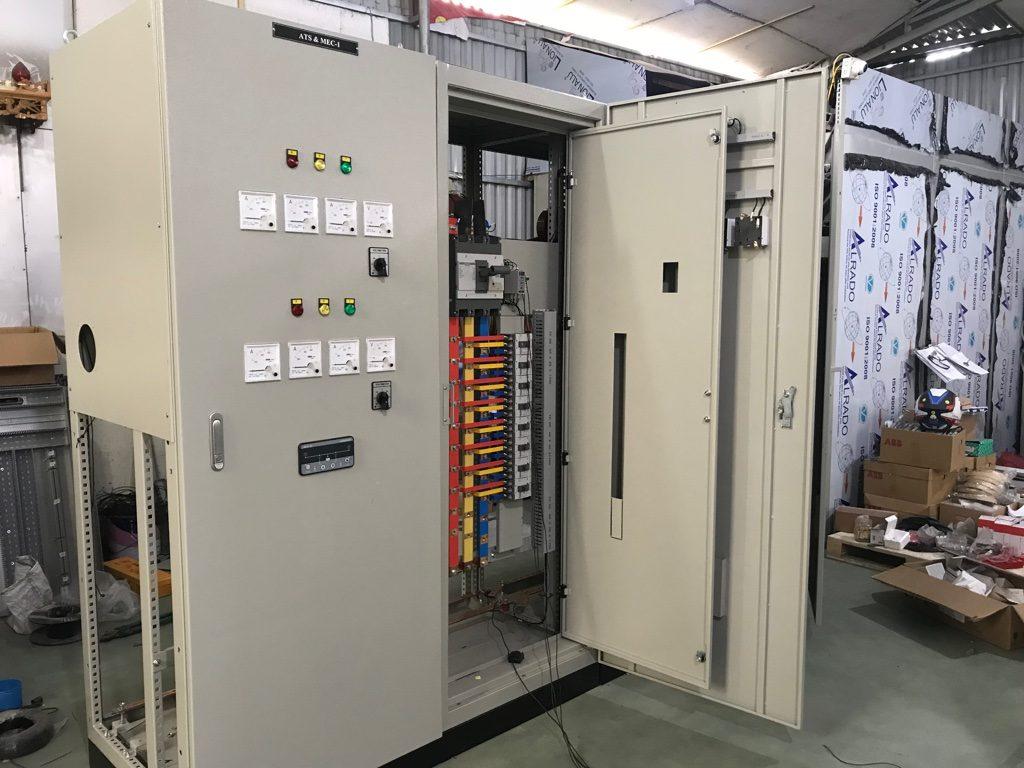 5 mẫu tủ điện công nghiệp bán chạy nhất 2019