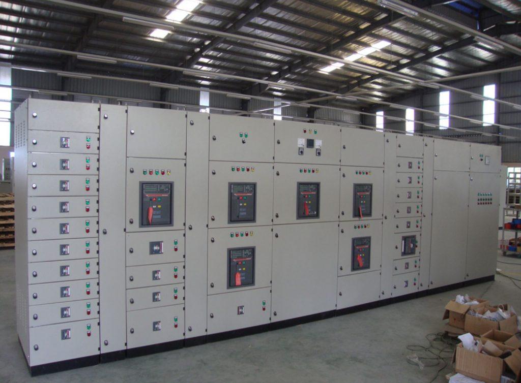 Các Form ( dạng ) tủ điện công nghiệp được sử dụng hiện nay