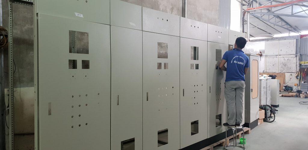Các bộ phận cấu thành nên tủ điện công nghiệp